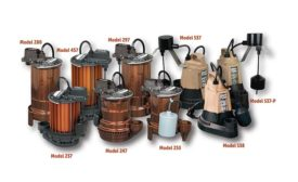 Liberty sump pumps