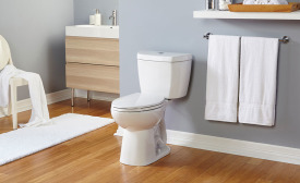 Niagara 0.8 gpf Toilet for Water Conservation