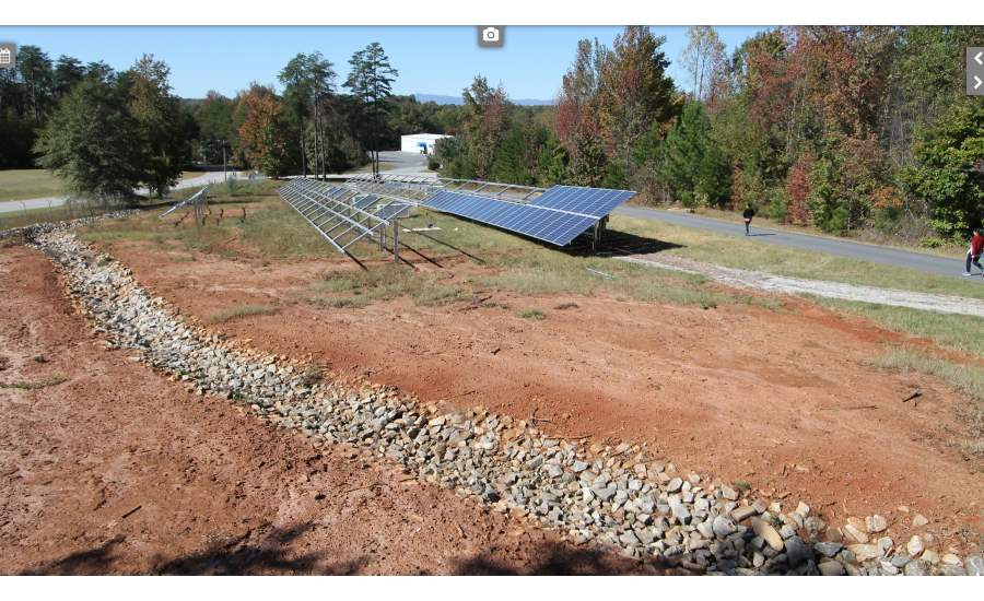 T&S Brass goes greener with installation of solar panels