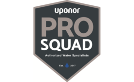 Uponor Pro Squad Logo