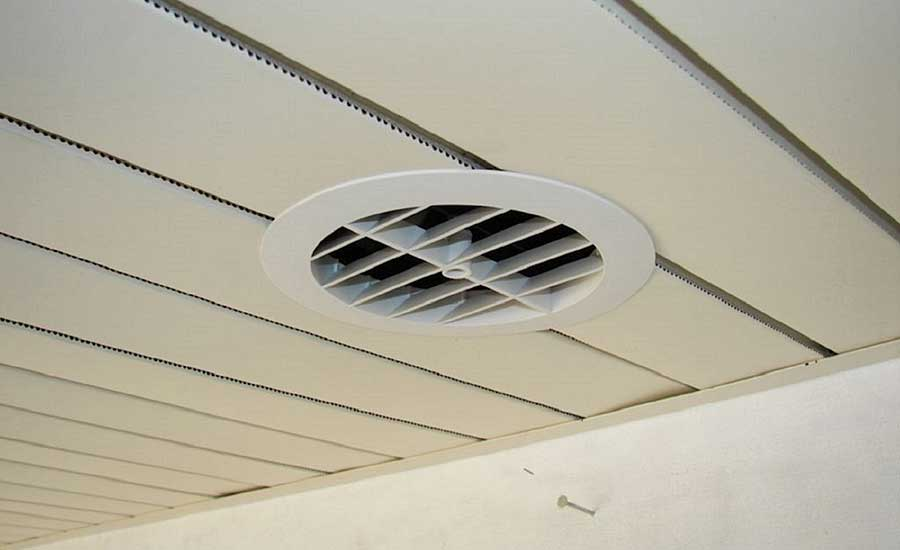 Panasonic Eco Solutions North America EZ Soffit Vent