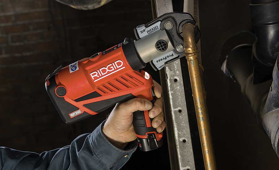 RIDGID's RP 240 joins the RP 241