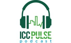 ICC Pulse Podcast Logo