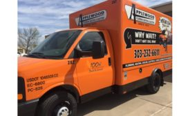 Applewood Plumbing rolls 100th truck onto roads