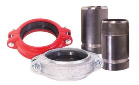 Matco-Norca grooved couplings and nipples