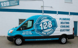 Truck of the Month: 128 Plumbing, Heating, Cooling & Electric; Wakefield, Mass.