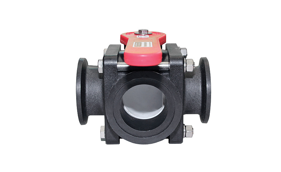 Bee Valve polypropylene bolted ball valves