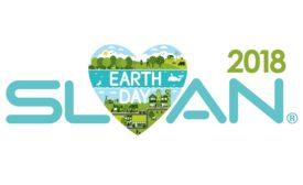 Sloan Earth Day Logo