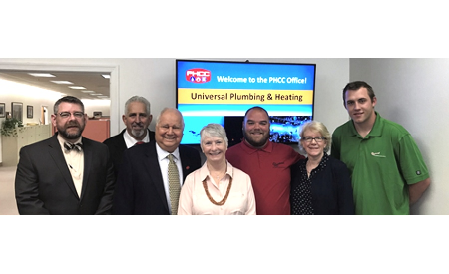 Universal Plumbing & Heating Co. of Las Vegas