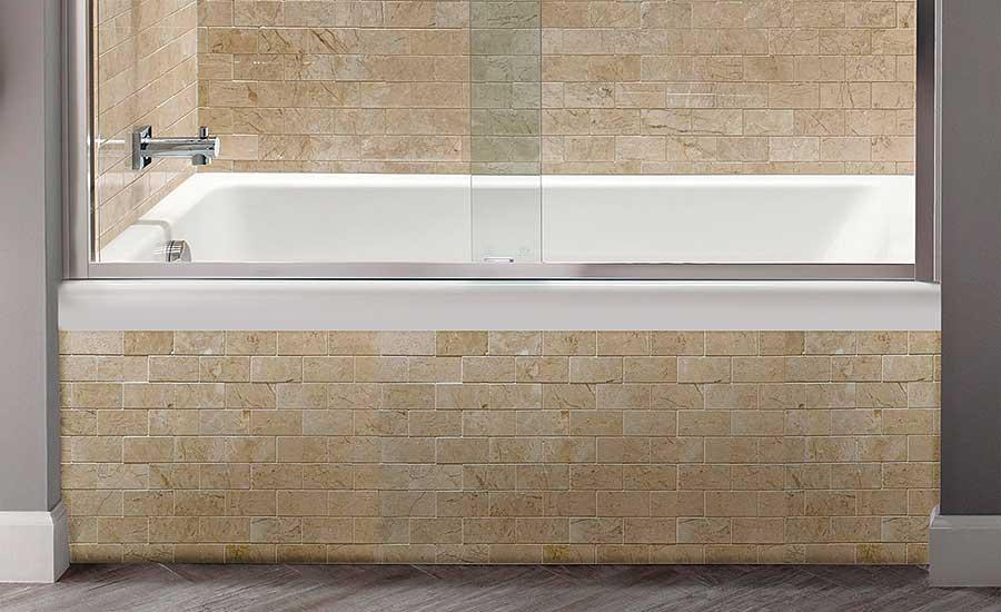 American Standard Studio Fold Over Edge tub | 2018-04-19 | Plumbing ...