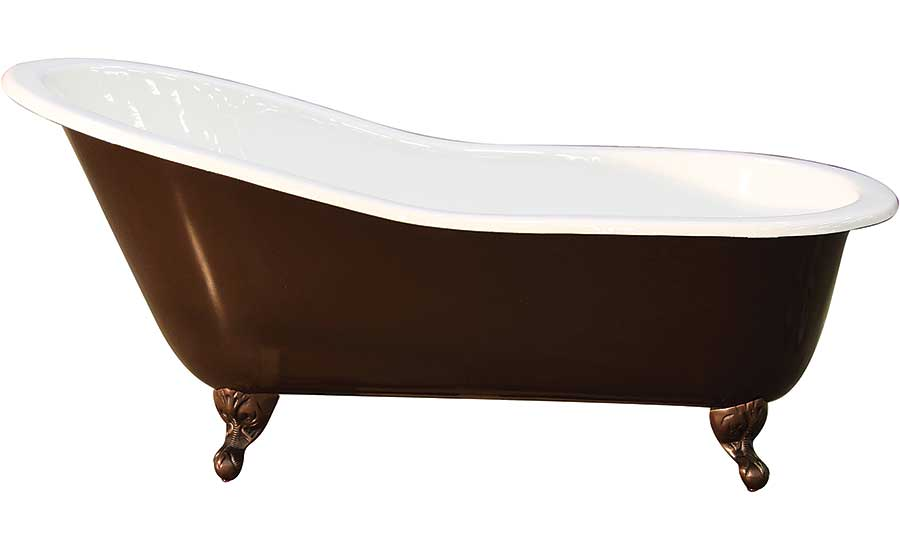 Barclay Products Icarus slipper tub