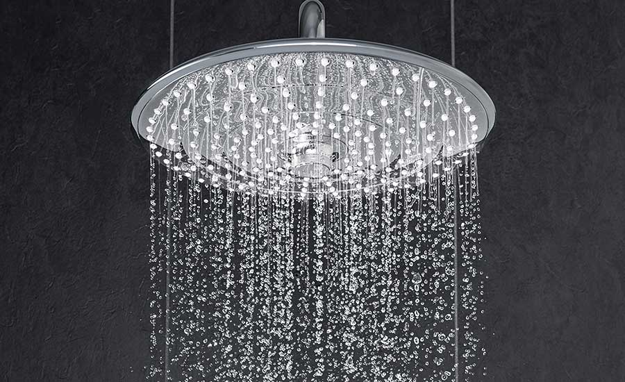 GROHE Euphoria 260 Rain Showerhead