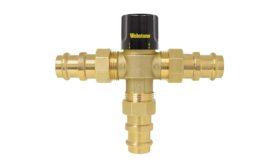 Webstone mixing valve line