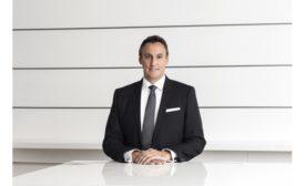 Hansgrohe CEO Hans Juergen Kalmbach