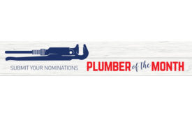 Plumber of the Month: Daniel Allison