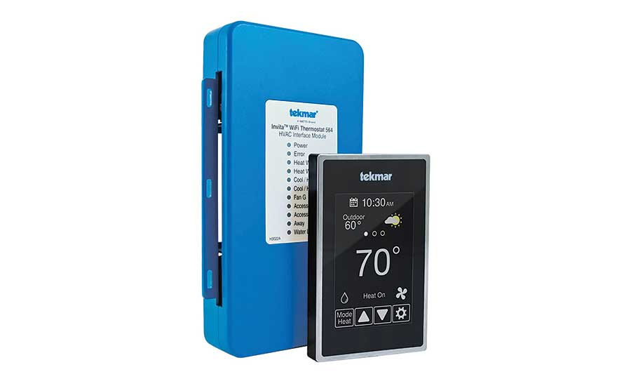 Upselling smart thermostats for hydronic systems | 2018-06-27