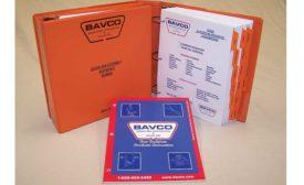 BAVCO master-part distributor reference manual