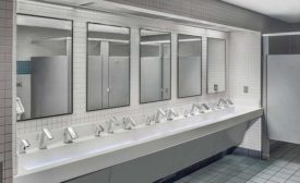 Trends in commercial lavatories