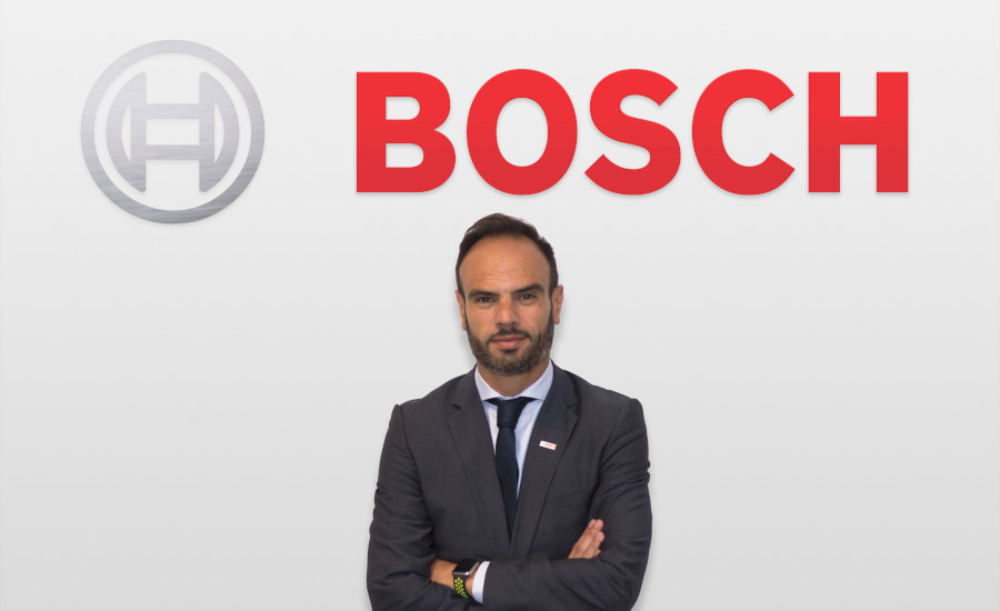 Vitor Gregório is regional president of Bosch Thermotechnology North America