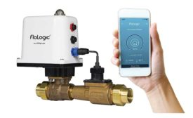 FloLogic leak-control valve