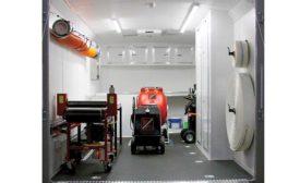 HammerHead Trenchless purpose-built trailer