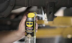 WD-40 Specialist Spray & Stay gel lubricant