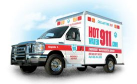 Truck of the Month: Hot Water 911, Chicago