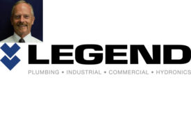 Richard McNally is hydronic business development manager at Legend Valve