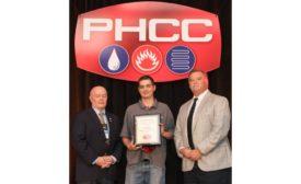 PHCC Plumbing Winner