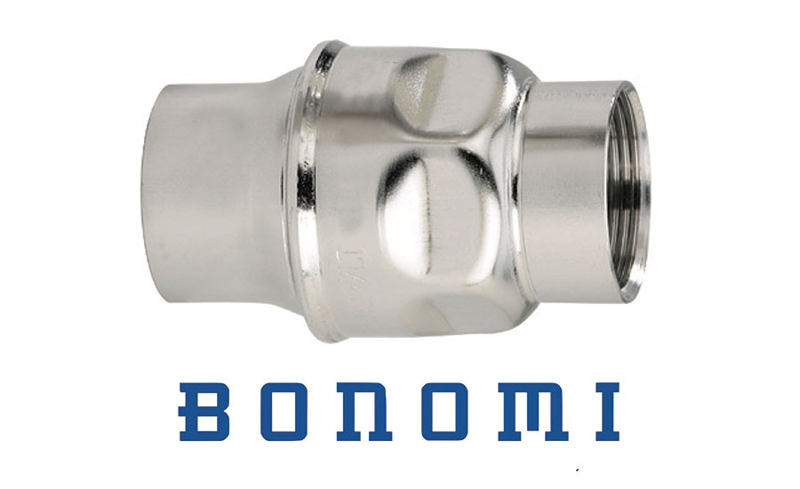 Bonomi Series S250 in-line check valves