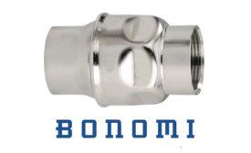 Bonomi Series S250 in-line check valves