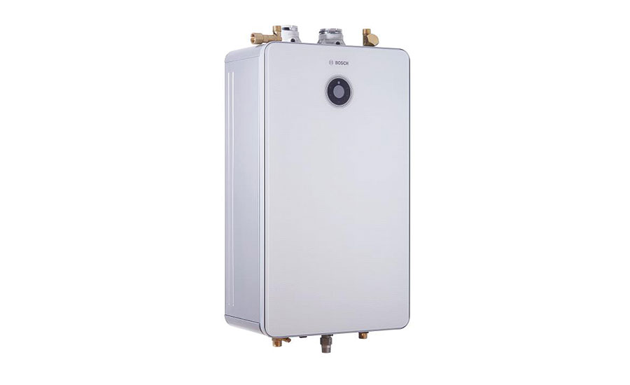 Bosch Greentherm 9000 Series tankless water heaters