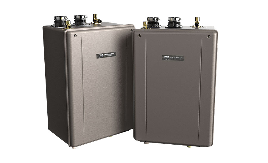 Noritz EZ Series tankless water heaters