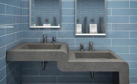 SloanStone commercial sinks