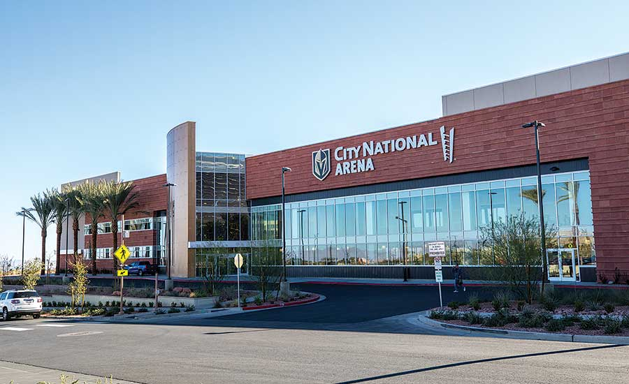 Las Vegas' City National Arena