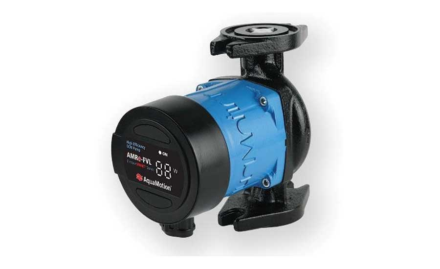 AquaMotion AMRe ECM heating circulator