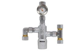 Webstone Thermostatic Mixing Valve line