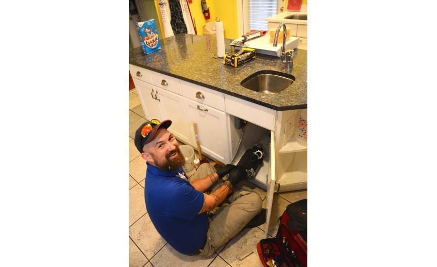 Kyle Hagemes with Roto-Rooter Plumbers of Savannah