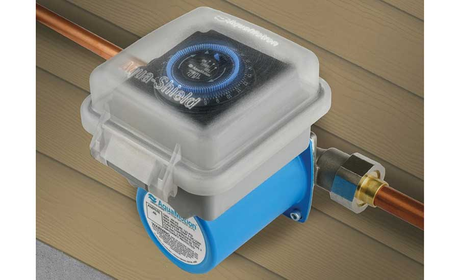 AquaMotion Aqua-Shield outdoor circulator