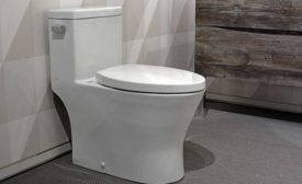 Crosswater London MPRO single-flush toilet