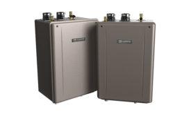 Noritz America EZ Series high-efficiency condensing tankless water heaters