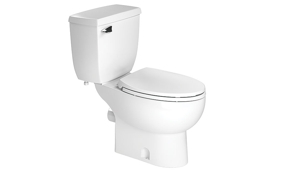 Saniflo vitreous china toilet bowls