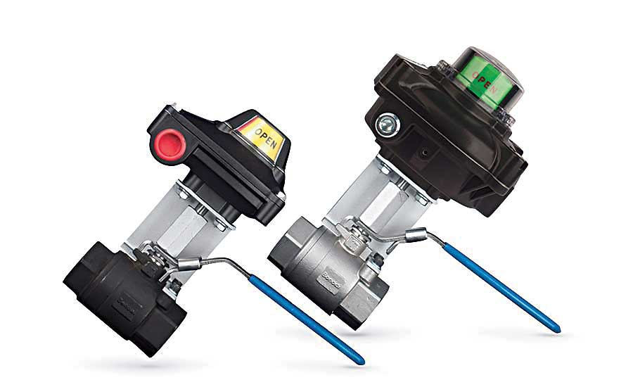 Bonomi North America's ball valve/limit switch packages