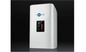 InSinkErator's digital instant hot water tank