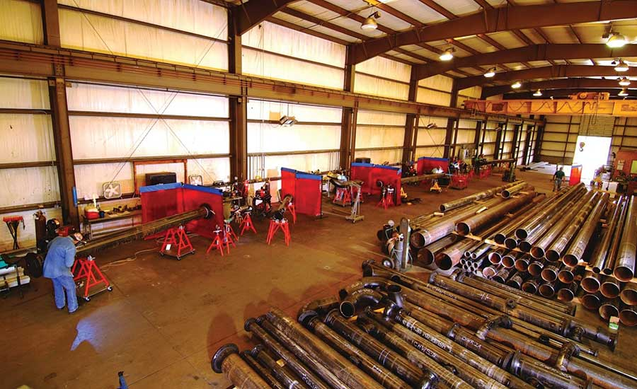 Smith & Oby has had its own pipe and sheet metal fabrication shops