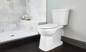Gerber contemporary design toilet (KBIS Preview)