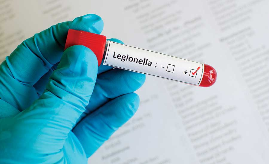 Legionella and the Plumbing Code