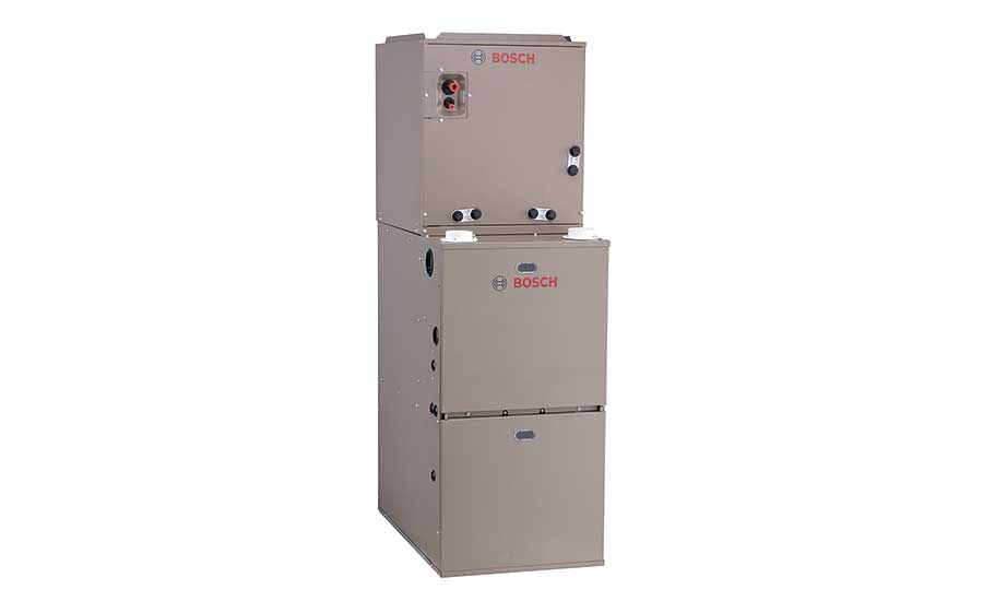 Bosch Thermotechnology BGH96 Series condensing furnace