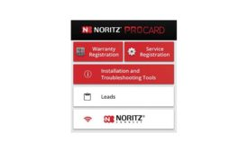 Noritz PROCard app