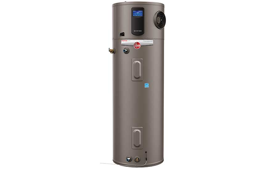 Rheem Prestige Series Hybrid Electric Water Heater